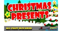Presents christmas html capx