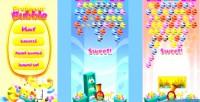 Professor bubble html5 mobile capx game