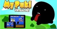 Puki my virtual game html5 pet