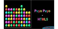 Puyo puyo html5