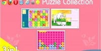 Puzzle 01smile 1 collection games