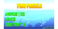Puzzle fish html5 game