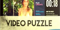 Puzzle video html5 game