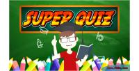 Quiz super xml html5 capx game