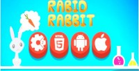 Rabbit rabid html5 game version mobile construct capx 2