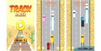 Racer html5 game android capx admob racer