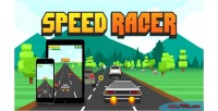 Racer speed html5 game