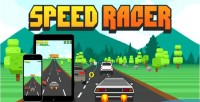 Racer speed html5 game