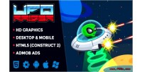 Raider ufo action space 2d