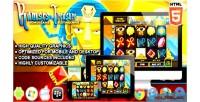 Ramses slot game casino html5