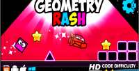 Rash geometry html5 game