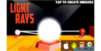 Rays light html5 capx game