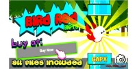 Red bird gifts html capx