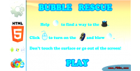 Rescue with 7 levels html5 game included capx rescue
