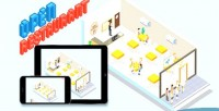 Restaurant open html5 game