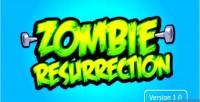 Resurrection zombie endless fighting
