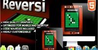 Reversi html5 html5 game