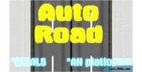 Road auto game mobile html5