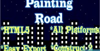 Road painting