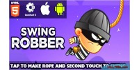 Robber swing html5 capx game