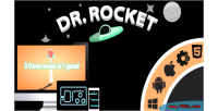 Rocket 3 game modes in 1 capx html5 game rocket