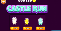 Run castle endless iap with runner