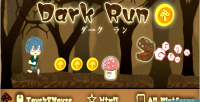 Run dark 2d game running endless