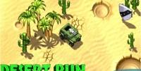 Run desert game avoidance html5