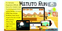 Run matuto capx mobile html5 and