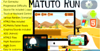 Run matuto capx mobile html5 and