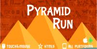 Run pyramid html5 game