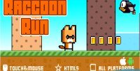 Run raccoon html5 game
