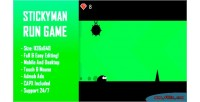 Run stickyman html5 game version mobile construct capx 2