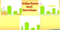 Runner endless html5 game