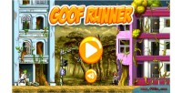 Runner html5 game android capx admob runner
