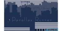 Runner parallax html5 game