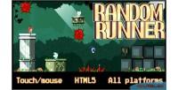 Runner random game 5 html