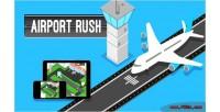 Rush aiport html5 game
