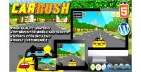 Rush car game racing html5