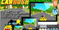 Rush car game racing html5