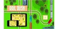 Rush rail html5 game