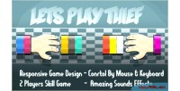S let play game html5 thief