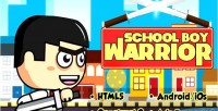 School boy warrior html5 capx android