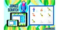 Scratch jungle html5 game