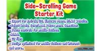 Scrolling side kit starter game