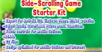 Scrolling side kit starter game
