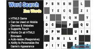 Search word words zen game