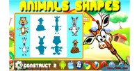 Shapes animals