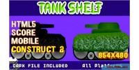 Shelf tank capx html5