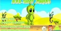 Shoot alien zombies